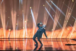 Eurovisiooni I poolfinaal   Põhja-Makedoonia - Vasil
