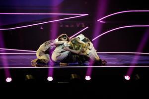 Eurovisiooni I poolfinaal   Rumeenia - ROXEN