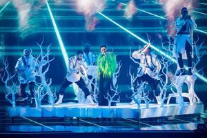 Eurovisiooni I poolfinaal   Ukraina - Go_A