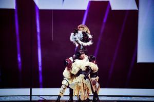 Eurovisiooni teine poolfinaal. San Marino