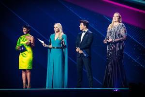 Eurovisiooni teine poolfinaal. Saatejuhid