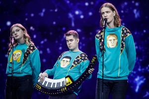 Eurovisiooni teine poolfinaal. Island