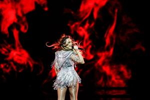 Eurovisiooni teine poolfinaal. Albaania