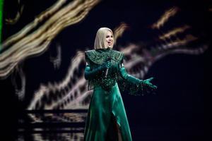 Eurovisiooni teine poolfinaal. Läti