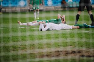 Saturday's Tipner Cup final between Levadia and Flora.