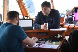 Admiral Bellingshausen отправился в Арктику.