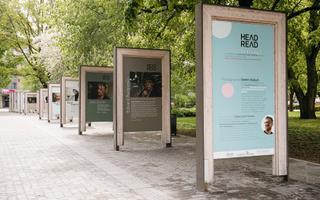Dmitri Kotjuh's exhibition