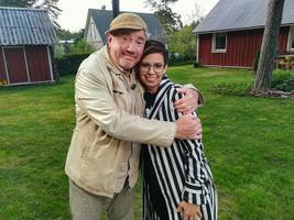 Sepo Seeman ja Anu Välba