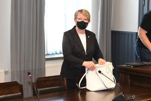 Prosecutor Sirje Merilo.