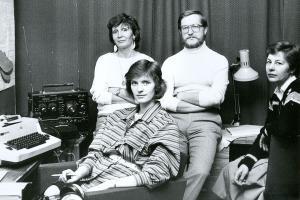 Eve Tark, Mall Mälberg, Harri Tiido, Inna Tammet, 1986