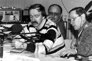 Uku Toom, Peeter Kaldre, Jüri Raudsepp, 1995