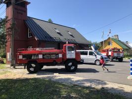 Новое здание добровольных спасателей в Паливере.