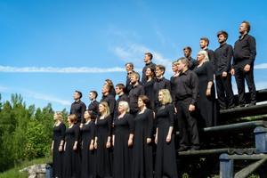 Filharmoonia kammerkoor ja Tallinna kammerorkester kohtusid Naissaarel