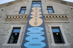 """Arhitektuurimuuseumi uus näitus """"Majad, mida vajame"""""""