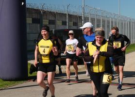Vabadusevalvuri jooksu 10 km start.