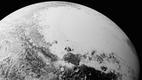 Nõnda paistaks Pluuto põhjapoolkera 1800 kauguselt vaadatuna. Eristada võib mitteametlikult Sputnik Planumiga tuntud jäävälju ning tumedamat kraatririkast Cthulhu Regio piirkonda.