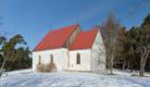 Vormsi Püha Olavi kirik.