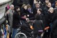 Pariisi terrorirünnakutes hukkunute mälestustseremoonia.