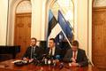 Loodava koalitsiooni partnerid tutvustasid oma maksu- ja majanduspoliitikat