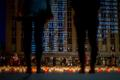 Candles were lit in Tallinn in remembrance of the victims of the March 1949 deportations.