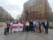 Baltic-Americans gathered at the Victims of Communism Memorial in Washington to honor the victims of the 1949 deportations and express solidarity with friends from Belarus on Freedom Day.