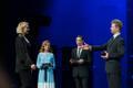 Teatriauhindade gala Ugala teatris, Mari Abel ja Martin Mill