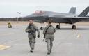 Eestisse saabusid tänavu aprillis USA F-35 hävitajad.