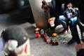Зажжение свечей в память о событиях