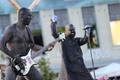 Vabaduse väljakul tähistati eesistumist uhke kontsert-etendusega
