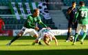 FC Flora - FC Levadia / Brent Lepistu ja Jevgeni Kobzar
