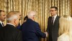 Välisminister Sven Mikser ja Türgi peaminister Binali Yildirim.