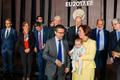 Mailis Reps teadusministrite ühispildiks valmistumas Eesti Euroopa Liidu eesistumise ajal