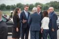 USA asepresidendi Mike Pence'i saabumine Tallinna.