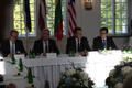 USA asepresident Mike Pence Kadriorus.