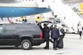 USA asepresident Mike Pence ja tema abikaasa Karen Pence lahkusid Eestist.