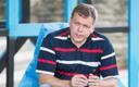 Postimehe peatoimetaja Lauri Hussar