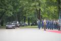 Eesti ja Saksamaa riigpea kohtumine Kadriorus