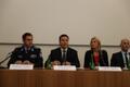ID-kaardi turvariskist rääkisid Jüri Ratas, Elmar Vaher, Urve Palo ja Taimar Peterkop.