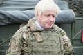 Boris Johnson Tapal
