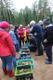 Seente korjamine TÜ loodusmuuseumi näituse jaoks.
