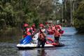 Orkaan Irma tagajärjed Floridas.