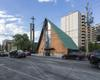 St. Peter's Estonian Evangelical Lutheran Church of Toronto, architect Mihkel (Michael) Bach. 1955.