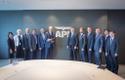 Kohtumine APL CEOga (CMA CGM Group).