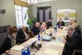 ERJK liikmed koosolekul.