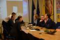 Reformierakonna juhatuse koosolek.