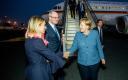 Eestimaa pinnale saabub ka Saksamaa kantsler Angela Merkel.