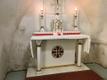Lüganuse käärkambri altar