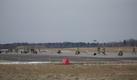 Ohio rahvuskaardi 112. hävitajate eskadrilli kuuluvad 12 hävituslennukit saabusid Ämarisse