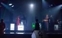 Съёмки первого полуфинала Eesti Laul, Etnopatsy (Айле Алвеус-Краутманн и Элис Лойк)
