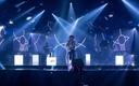 Съёмки первого полуфинала Eesti Laul, Sibyl Vane (вокалистка Хелена Рандлахе)
